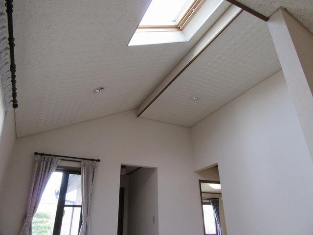 電動式の天窓