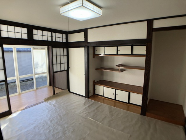 1階南側和室