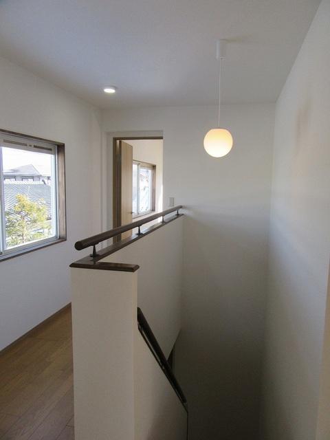 2階廊下・階段