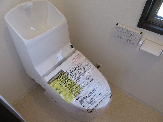 温水洗浄式トイレ新品