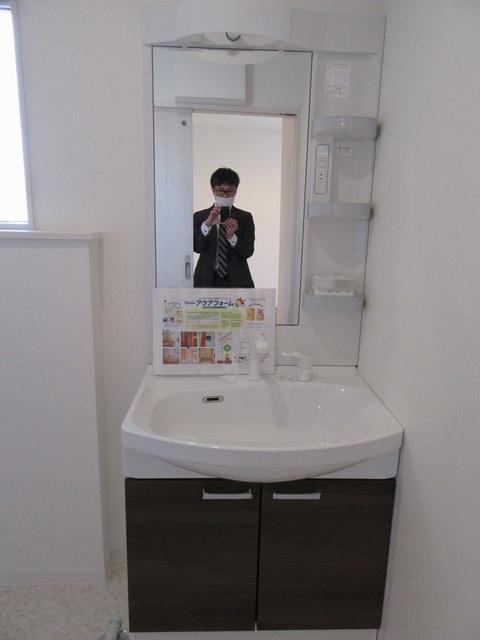 洗面化粧台(タカラスタンダード)