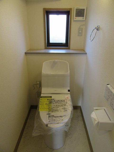 温水洗浄トイレ新品