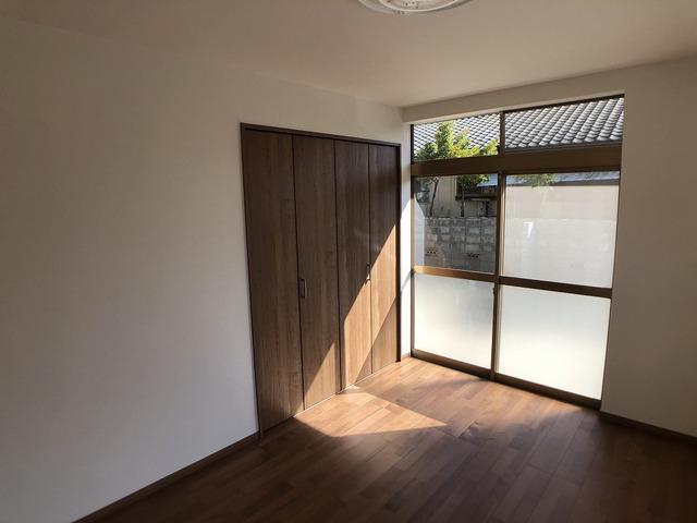 1階南側洋室(6.0帖)収納