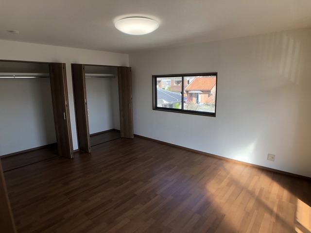 2階洋室(10.0帖)収納