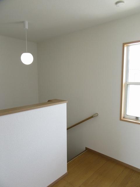 2階の廊下・階段