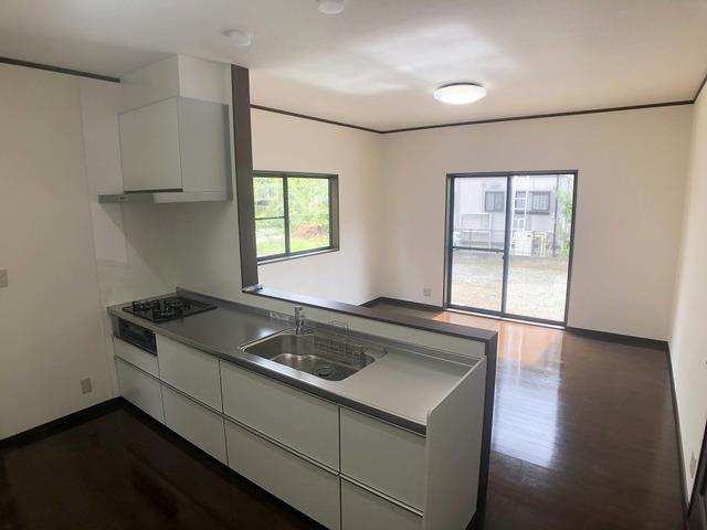 LDK(対面キッチン)