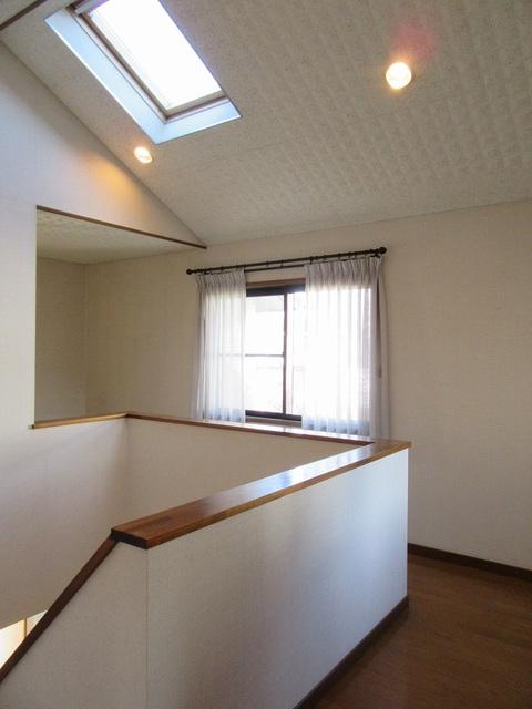 2階廊下・ホール
