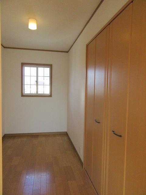 2階洋室のW.I.C