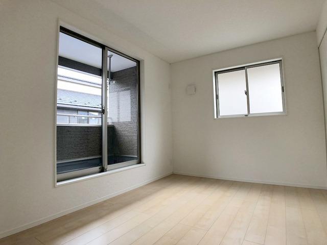 2階西側洋室(6帖)