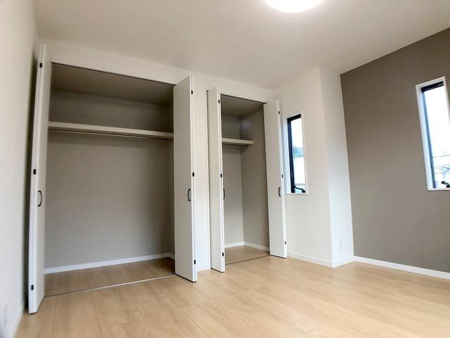 2階洋室(7.8帖)・収納