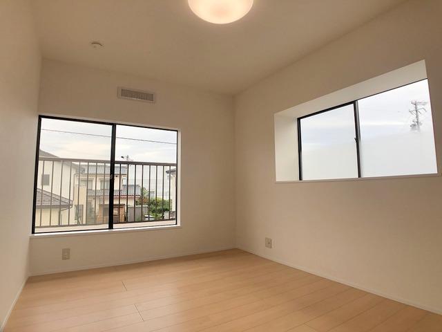 2階南西側洋室(6.0帖)