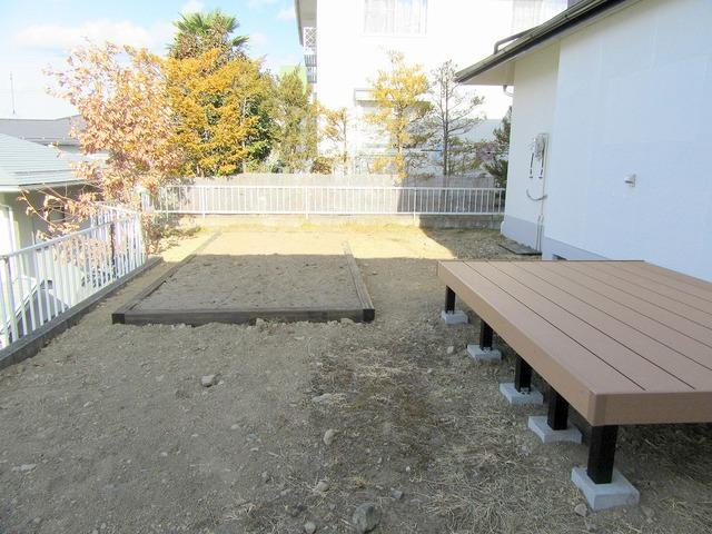 庭・家庭菜園スペース
