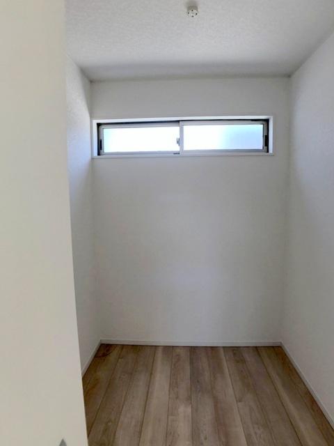 2階西側洋室のWIC