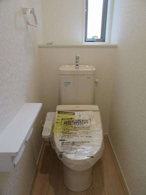 1階の温水洗浄トイレ