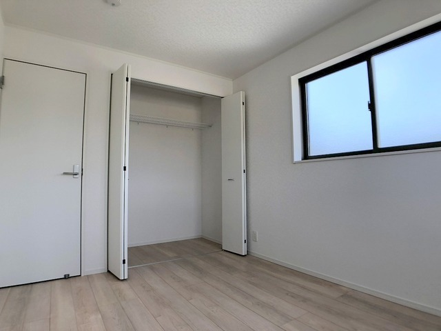 2階北側洋室(6帖)・クローゼット