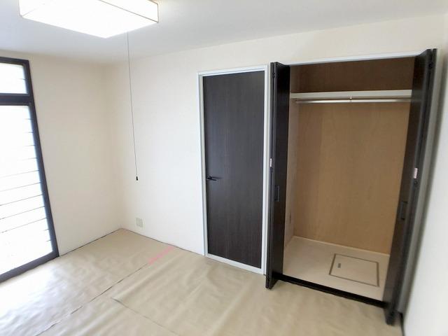 1階東側和室(6.0帖)・収納